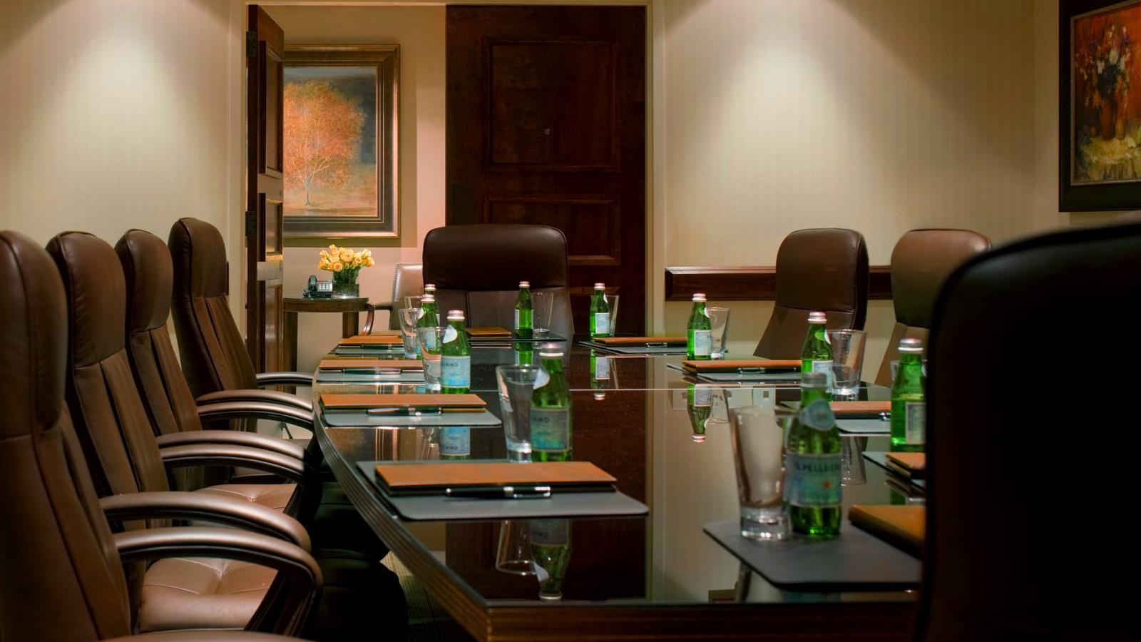 Sheraton Birmingham Hotel - Meeting Room